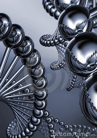 Free DNA Structure 02 Royalty Free Stock Images - 6652539