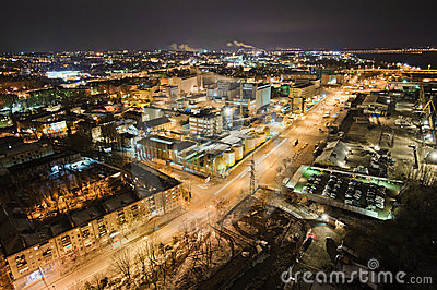 Dnepropetrovsk industrial district