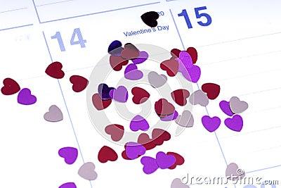 Dni valentines