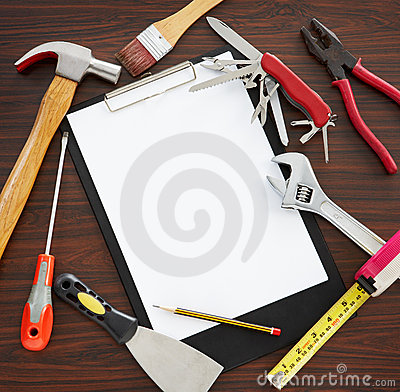 Free Do It Yourself Tools Royalty Free Stock Image - 6821996