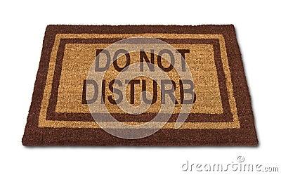 Do Not Disturb Matt