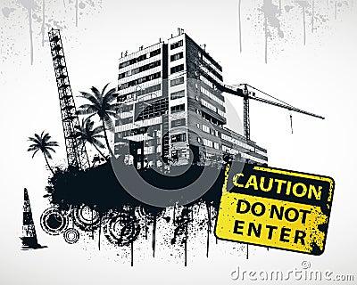 Do Not Enter Sign City