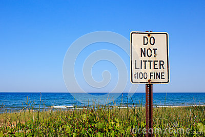 Do Not Litter