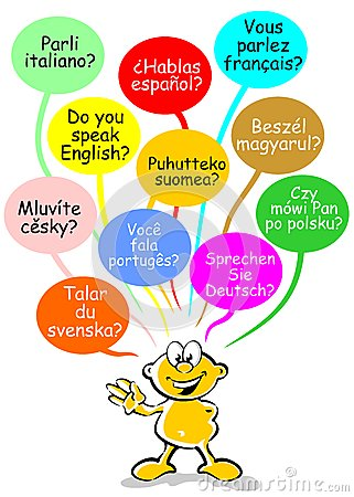 Do you speak question in different languages