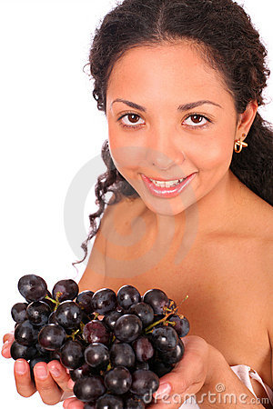 Do you want a bunch of grape?