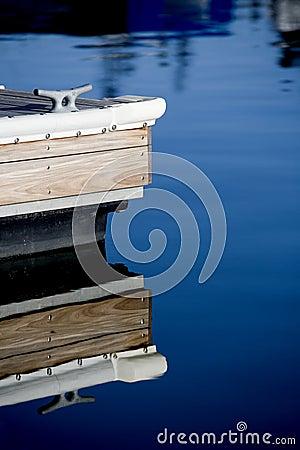Free Dock At Marina Royalty Free Stock Photo - 1141695