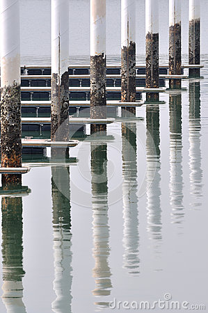 Dock poster pattern