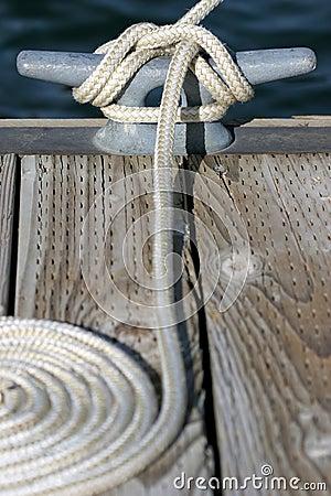 Free Docked At The Marina Stock Photos - 162563