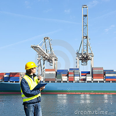 Free Docker Royalty Free Stock Photos - 14470868