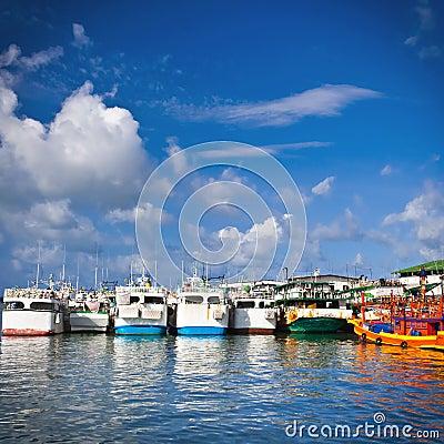Docking Boats
