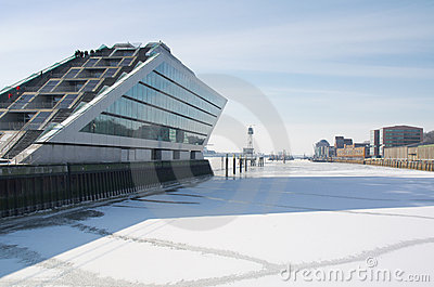 Dockland Editorial Photography