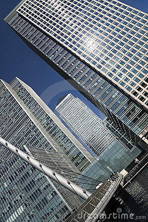 Docklands London
