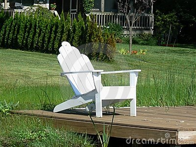 Dockside Adirondack Chair