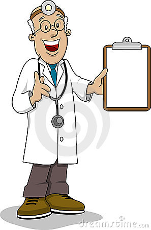Free Doctor Royalty Free Stock Images - 12259609