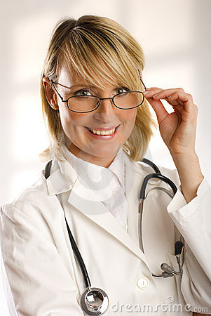 Free Doctor Royalty Free Stock Photos - 4130728