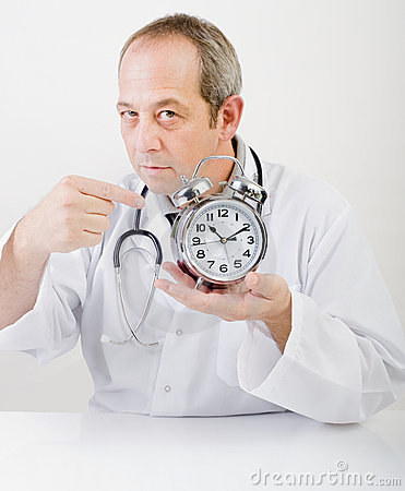 Doctor alarmclock