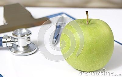 Doctor desk