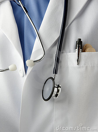 Free Doctor On Call Royalty Free Stock Images - 10302289