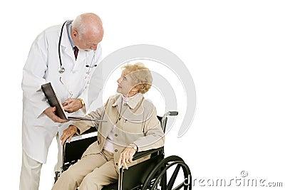 Doctor Patient Consultation