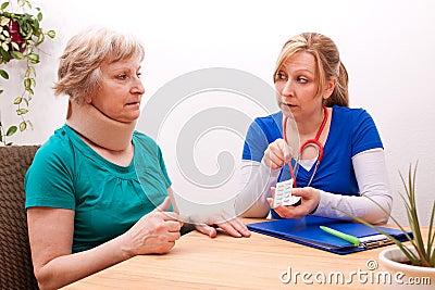 Doctor prescribes Patient s medication
