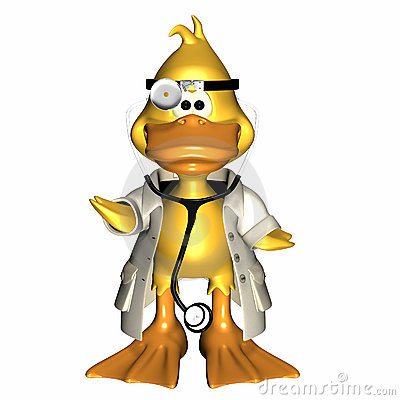 Free Doctor - Quack 1 Stock Images - 3179684