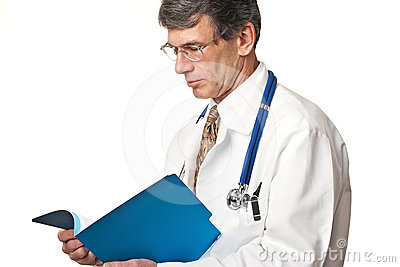 Doctor Reading File