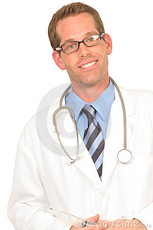 Doctor ready to help