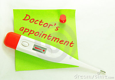 Doctor s appointment