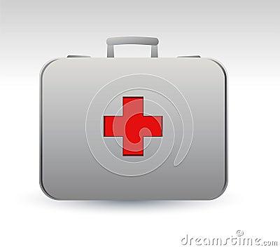 doctors bag icon editorial photo image 14692606