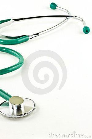 Doctor s stethoscope background