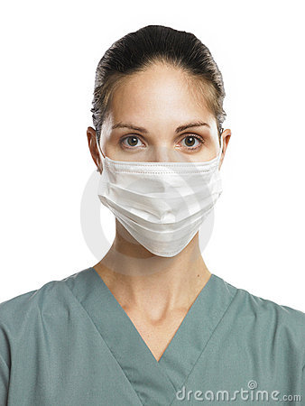 Free Doctor With Mask Stock Photos - 16807503