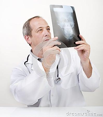 Doctor xray
