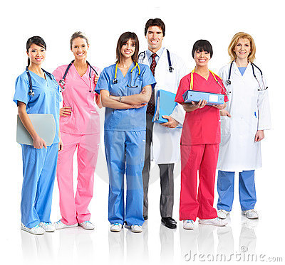 Free Doctors And Nurses Stock Images - 9461004