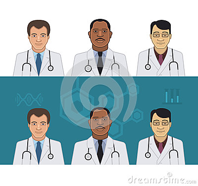 Doctors Avatars
