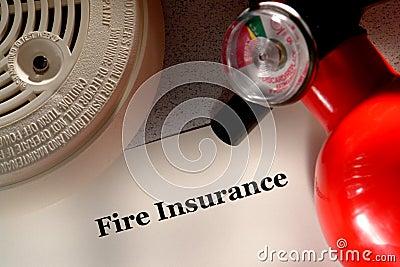 Document extinguisher fire insurance