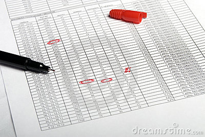 Document & pen 3