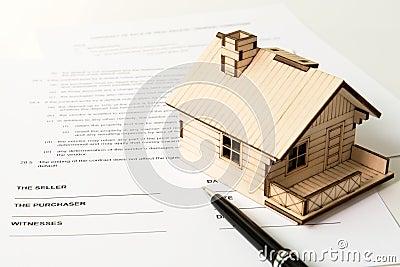 Venta de las propiedades inmobiliarias
