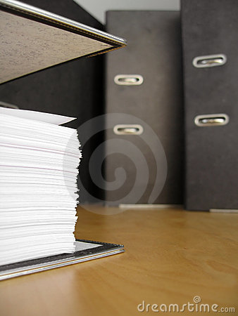 Free Documents 2 Royalty Free Stock Images - 837109