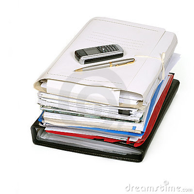 Free Documents Stock Photo - 597170