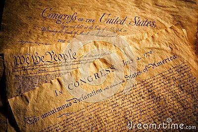 Documents des Etats-Unis