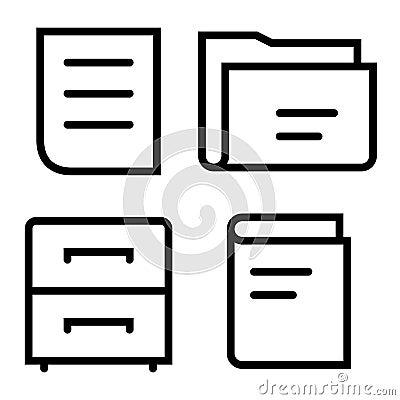 Documents thin set