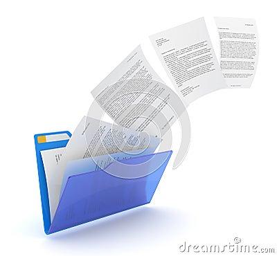 Documents uploading.