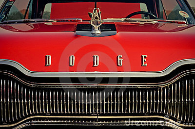 Dodge Editorial Photo