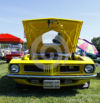 Dodge 360 Shaker Editorial Photo