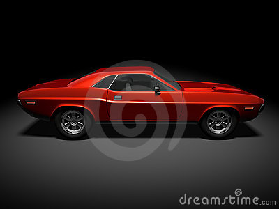 Dodge Challenger 4