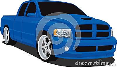 Dodge Ram Pick-Up Truck
