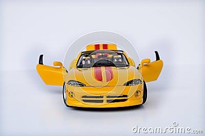 Dodge Viper front