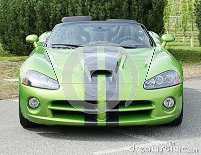 Dodge Viper Sports Car