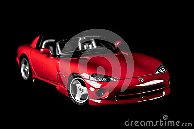 Dodge Viper SRT10 Editorial Stock Image