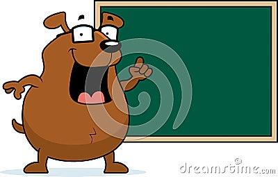 Dog Chalkboard